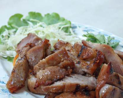 Thai grilled pork recipes